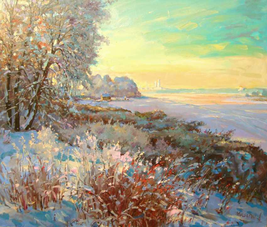Andrey Mishagin. Winter dream - photo 1