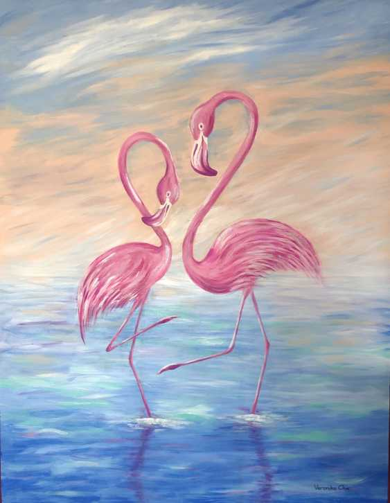 Вероника Шик. Фламинго - фото 1