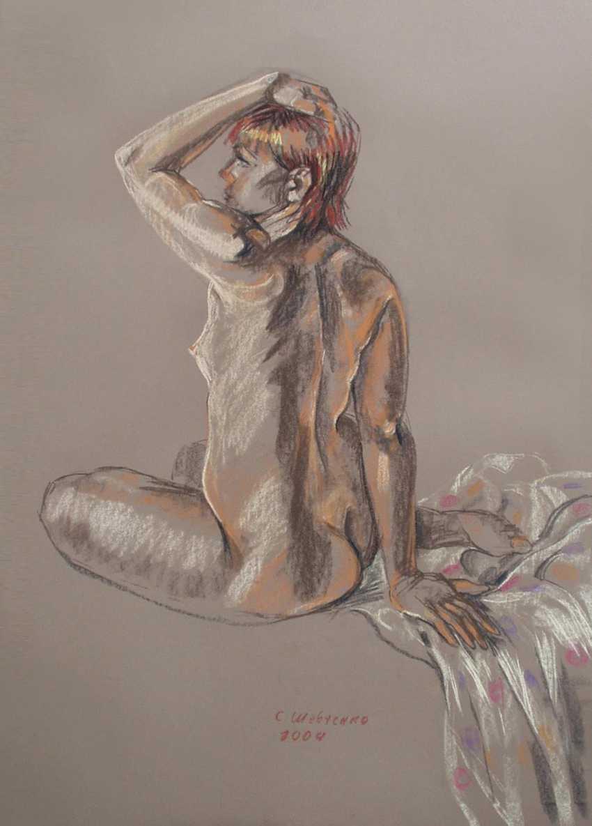Svitlana Shevchenko. Nude - photo 1