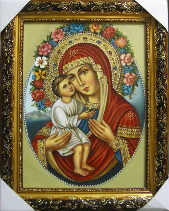Yadviga Senko. The Mother Of God Of Zhirovichi - photo 1
