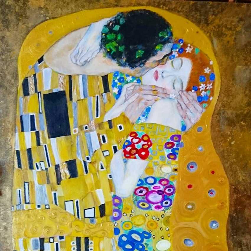 Anna Shybalkina. The Kiss - photo 1
