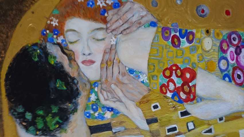 Anna Shybalkina. The Kiss - photo 2
