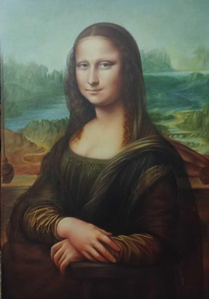 Diana Nagornaja. Mona Lisa - photo 1