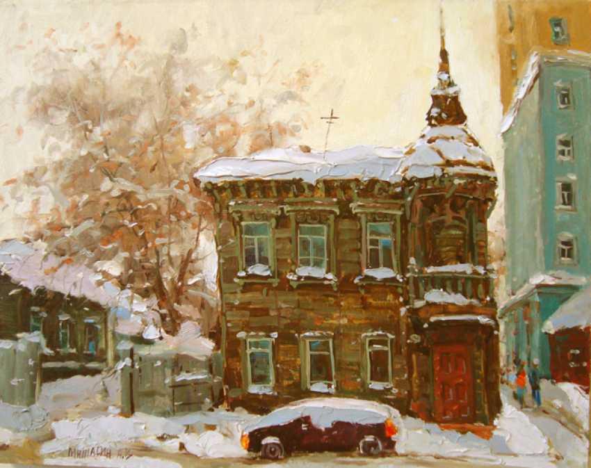 Андрей Мишагин. Старожил - фото 1