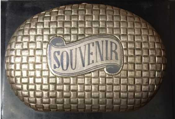 "Snuff""souvenir""of the 19th century; - photo 3"