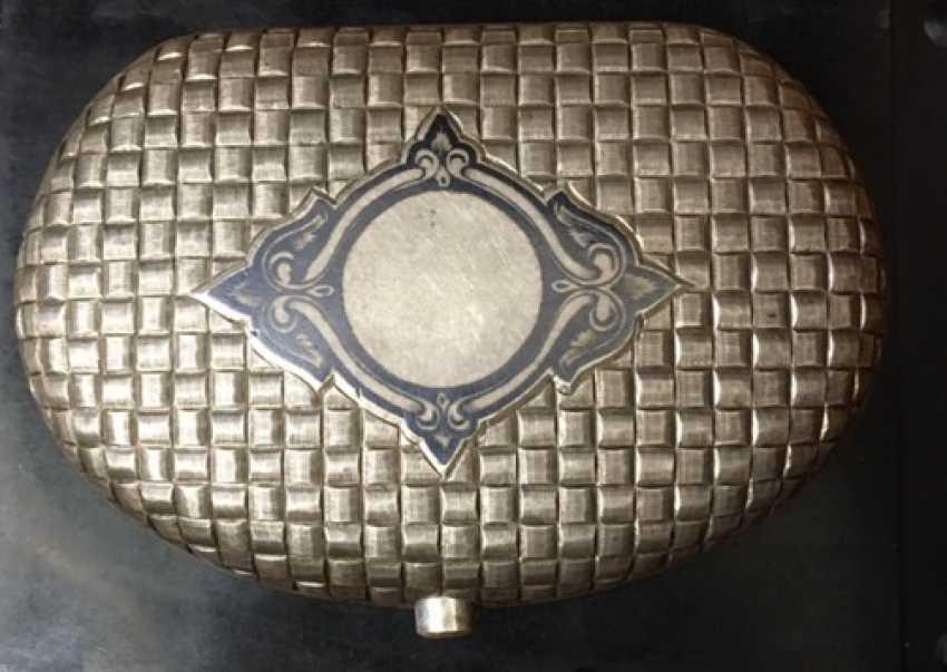 "Snuff""souvenir""of the 19th century; - photo 4"
