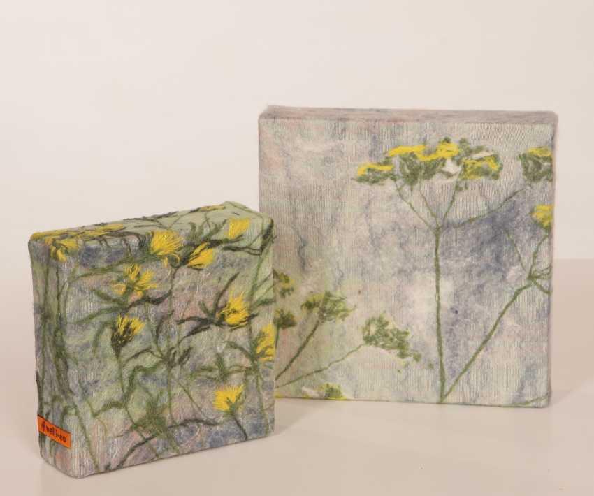 """Nelli Pashtenko. Tapestries """"SUMMER MOOD"""" - photo 3"""