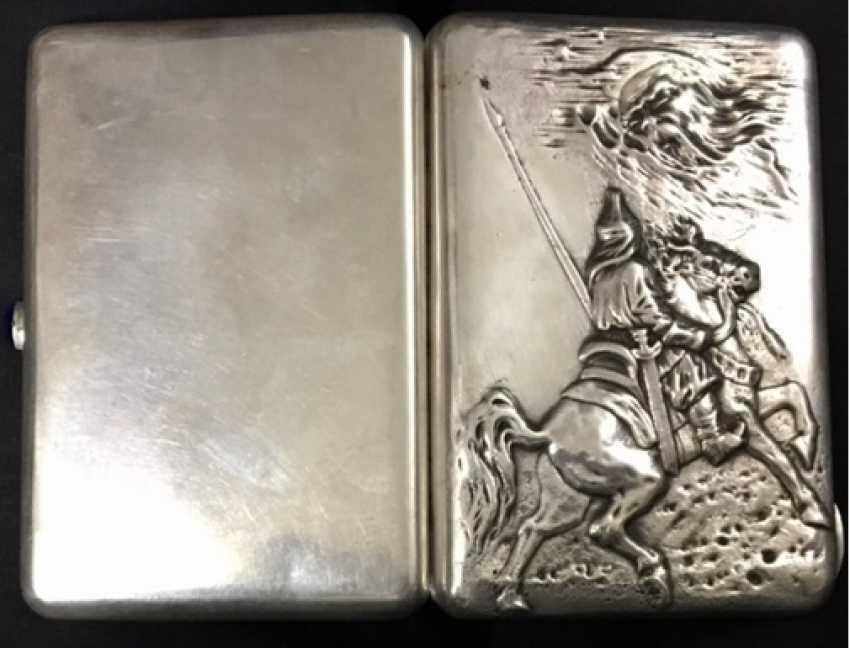 Cigarette case Russia, 19th century - photo 1