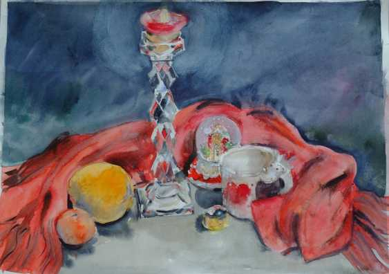 Tetiana Klymenko. Christmas still life - photo 1