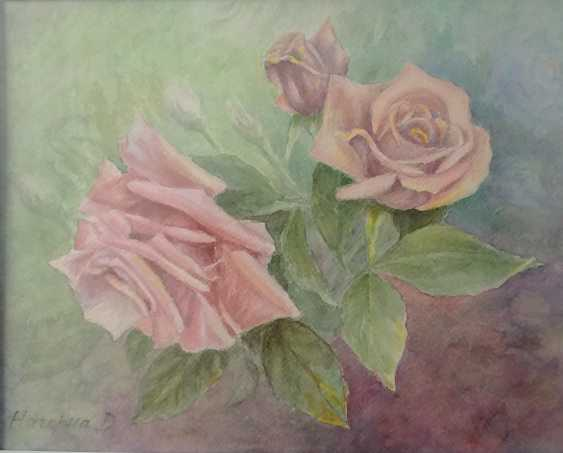 Diana Nagornaja. Roses - photo 1