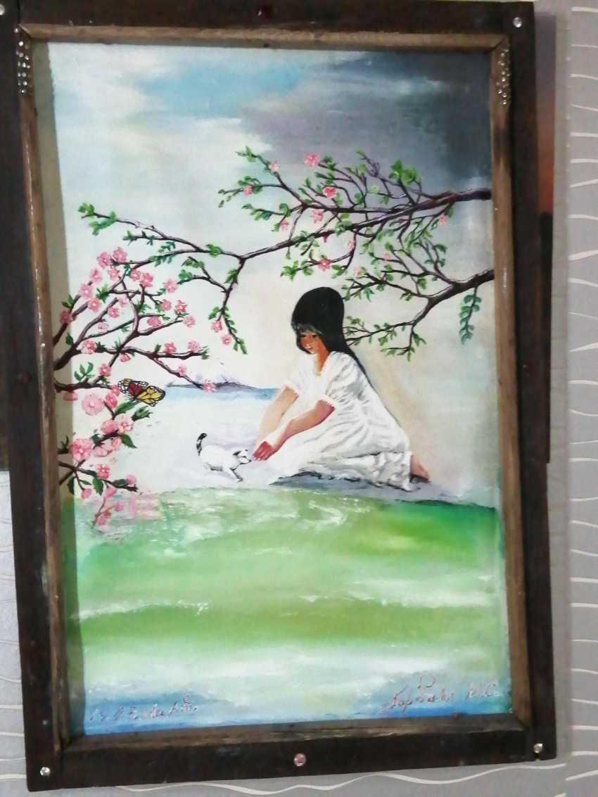 Mihil Drbali. Sakura - photo 1