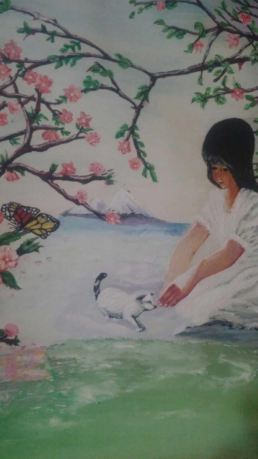 Mihil Drbali. Sakura - photo 3