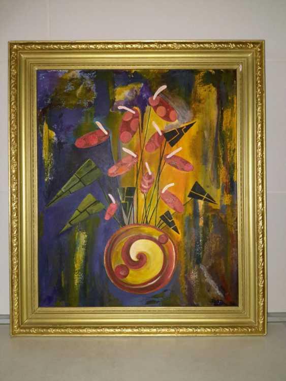 Maria Banachewicz. Flowers for birthday - photo 1