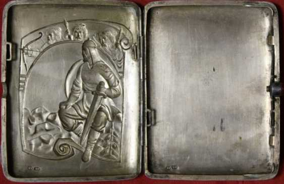 Cigarette Case Mark Of 84 - photo 2