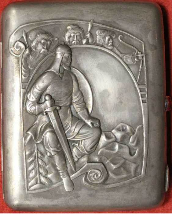 Cigarette Case Mark Of 84 - photo 1