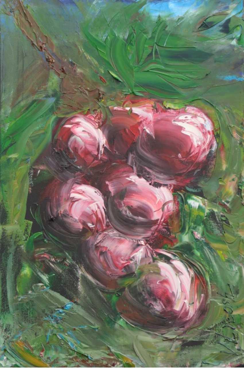 Viktor Lytosh. Bunch of berries - photo 1