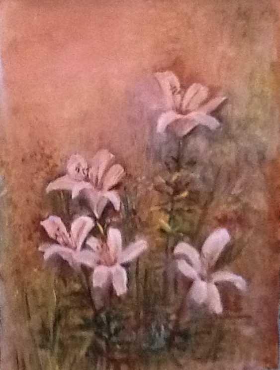 Galina Timofeevskaya. White Lilies - photo 1