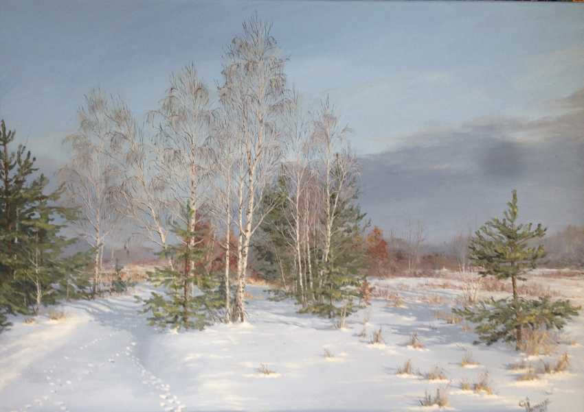 Iryna Pokrovska. Krymok. Winter trail to vacationers - photo 1