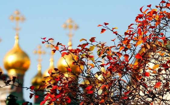 Andrey Petrosyan. Autumn in the Monastery - photo 1
