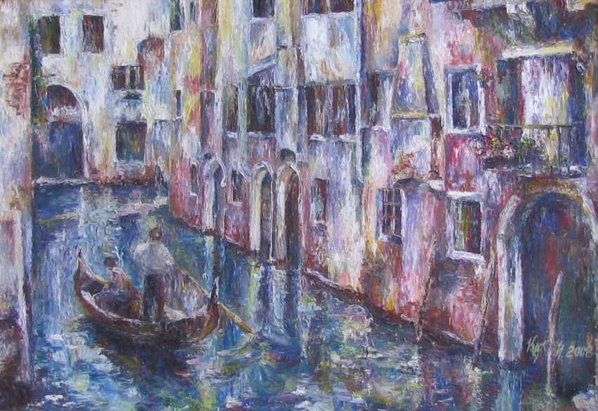 Irina Kruglova. Venice - photo 1