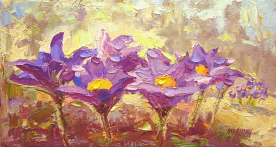 Andrey Mishagin. Spring flowers - photo 1
