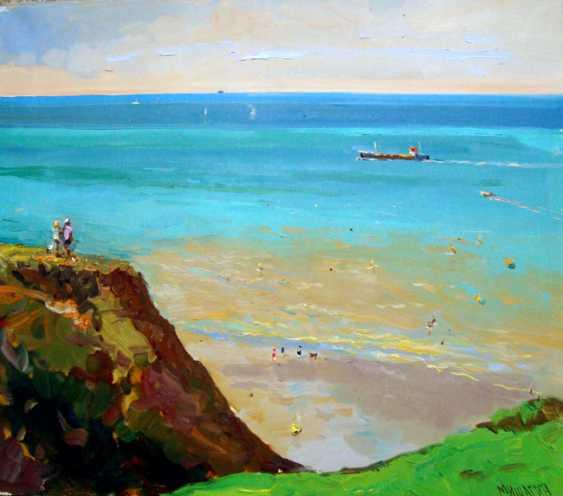 Andrey Mishagin. Tide. Normandy - photo 1