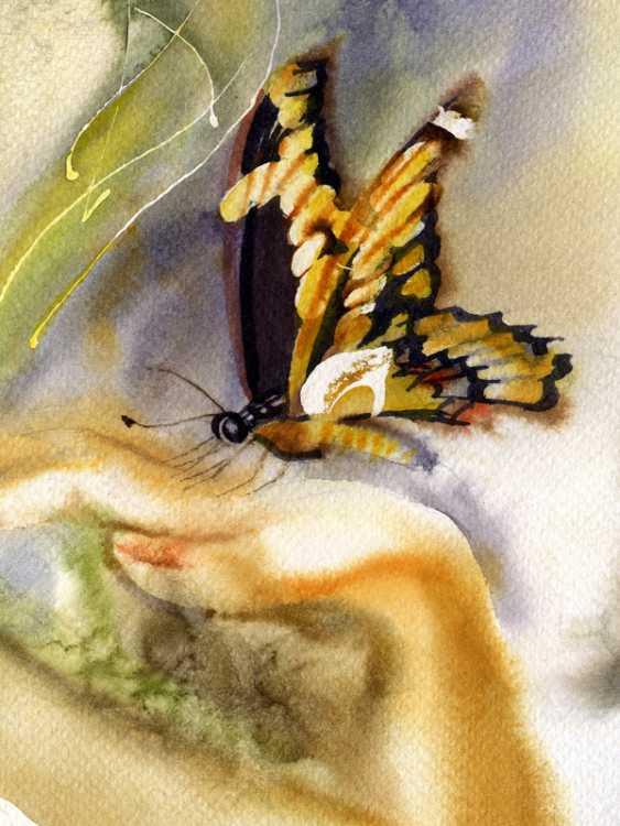 Sergey Brandt. Inspiration (irises). - photo 4