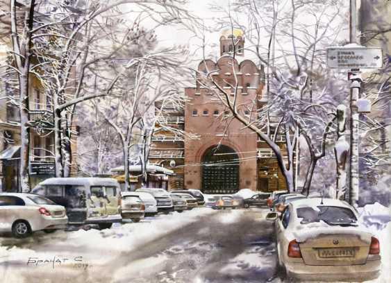 Sergey Brandt. Kiev. Zolotovorotskoy. - photo 1