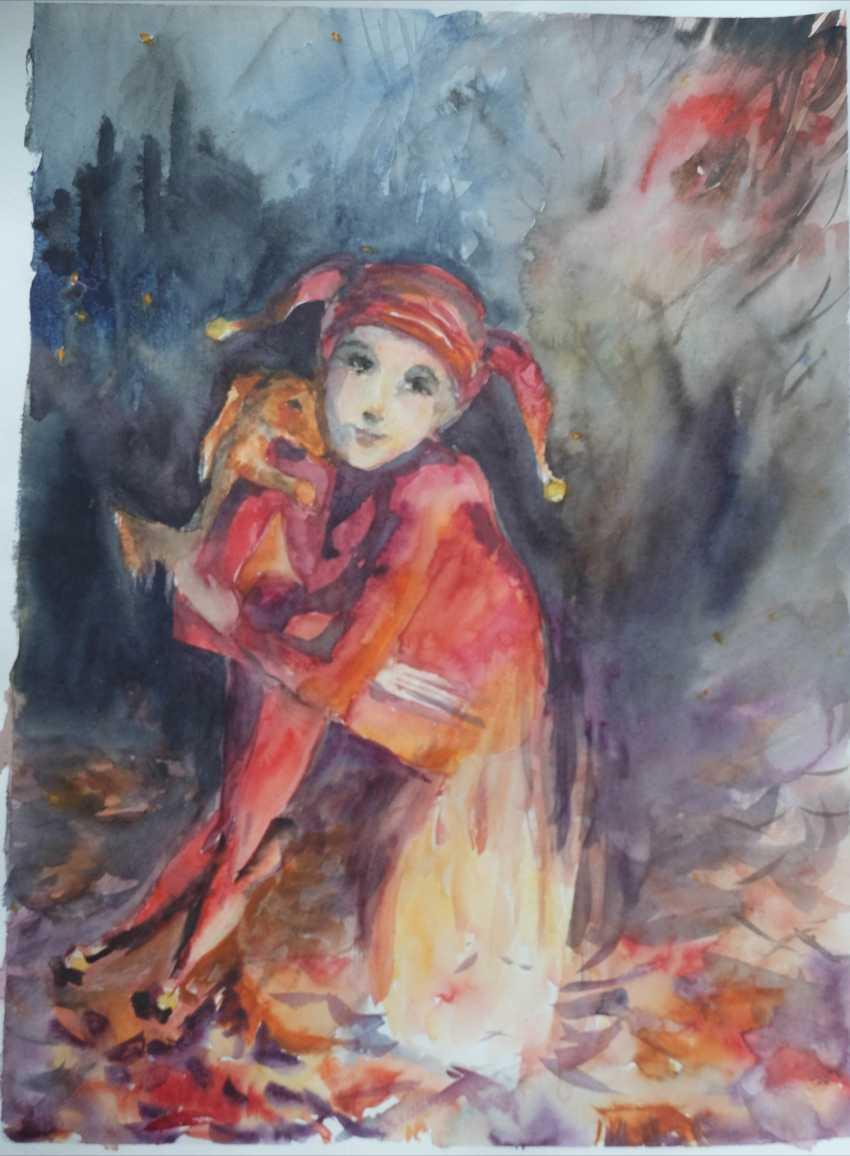 Tetiana Klymenko. farewell to fall - photo 1