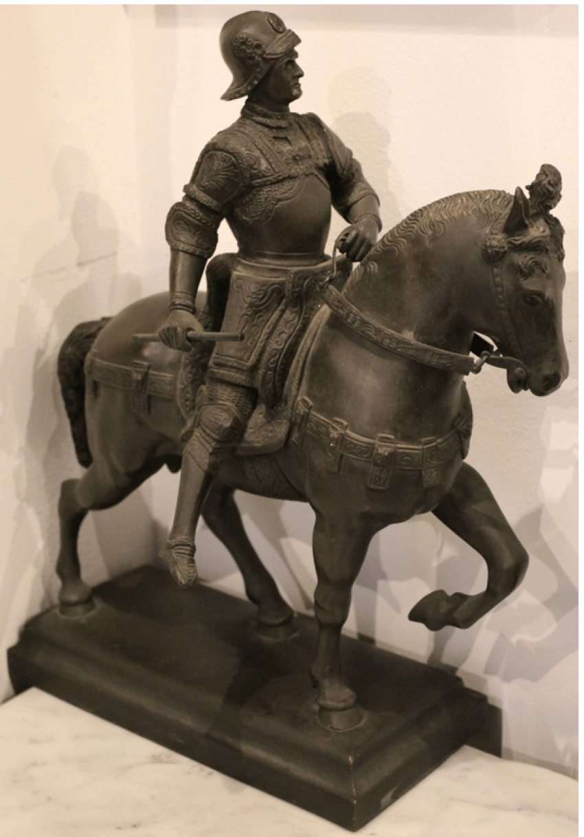 Sculpture 19vek. H. 40cm. - photo 2