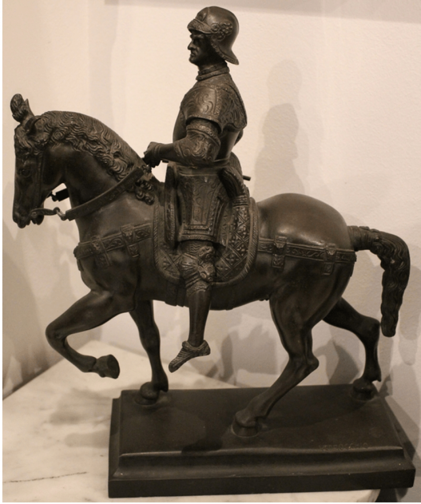 Sculpture 19vek. H. 40cm. - photo 1
