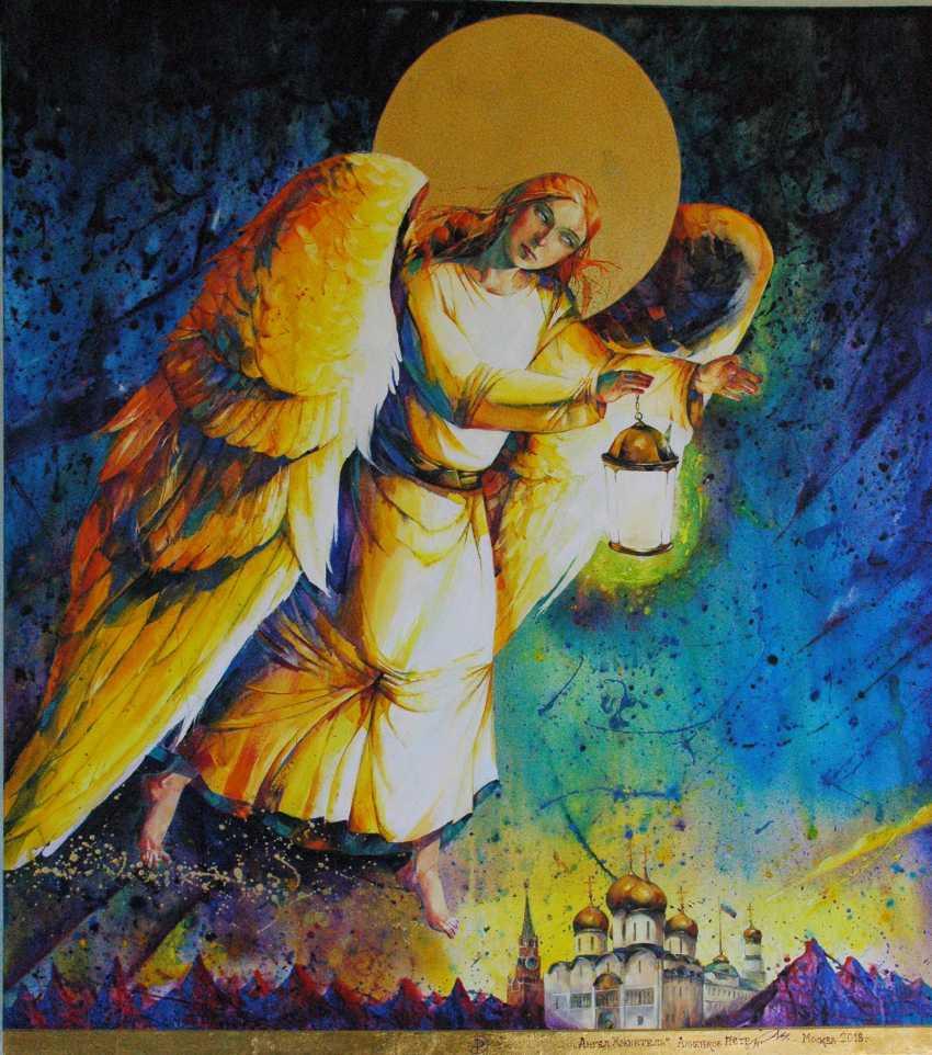 "Petr Annenkov. ""THE GUARDIAN ANGEL"" - photo 1"