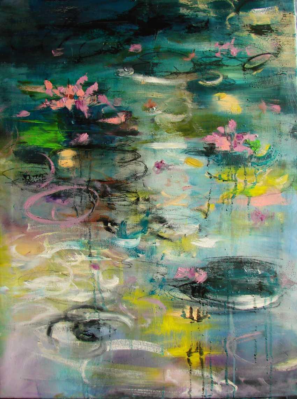 Oksana Shaliapina. Monet is dedicated to - photo 1