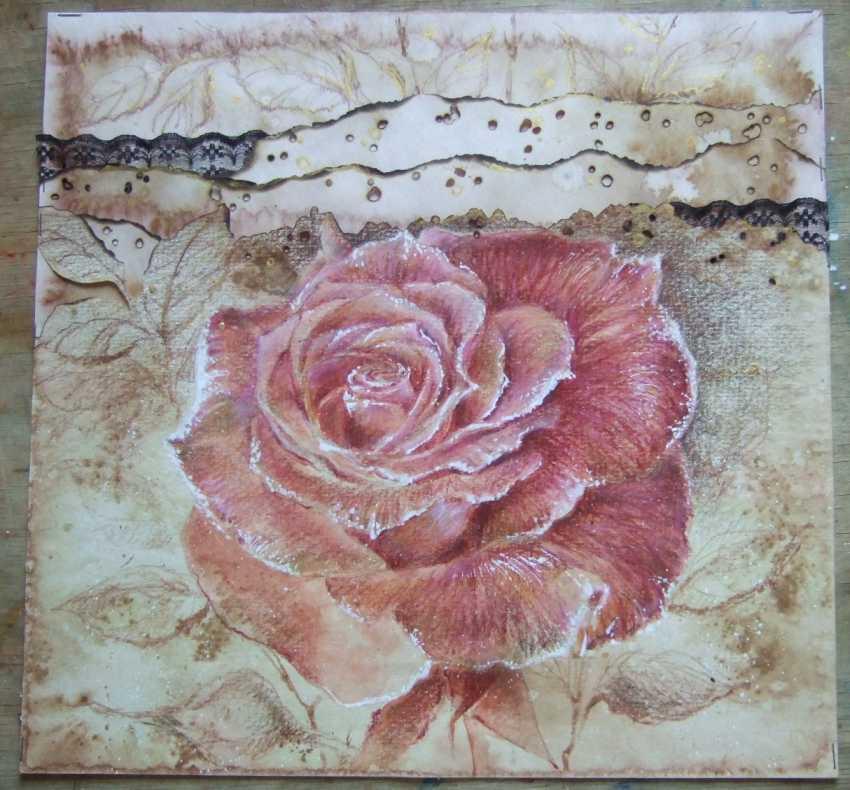 Natasha Mishareva. The pink rose. 2019. Handmade. The Author - Natalia Pisareva - photo 1
