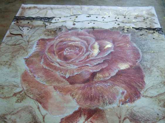 Natasha Mishareva. The pink rose. 2019. Handmade. The Author - Natalia Pisareva - photo 4
