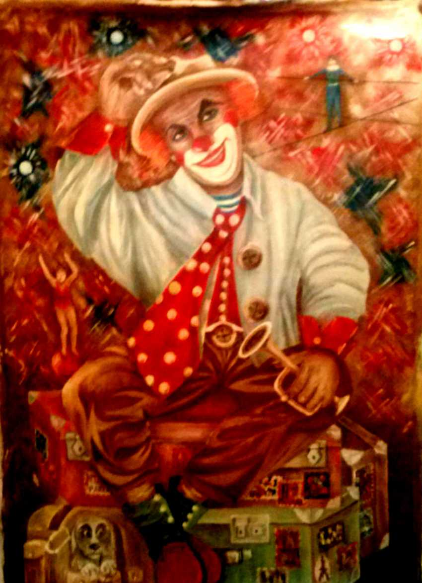 Alik Danilov. Clown - photo 1