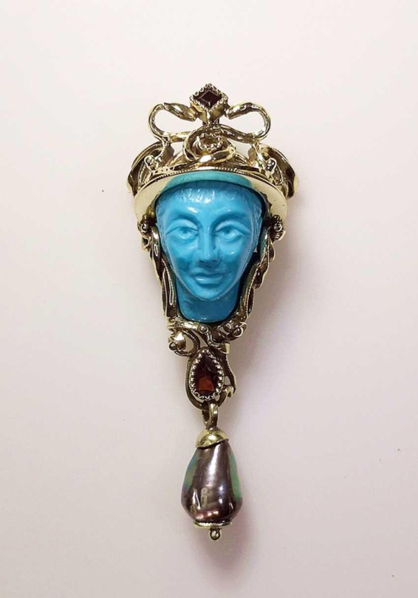 Nikolai Chizhov. Hermes pendant - photo 2