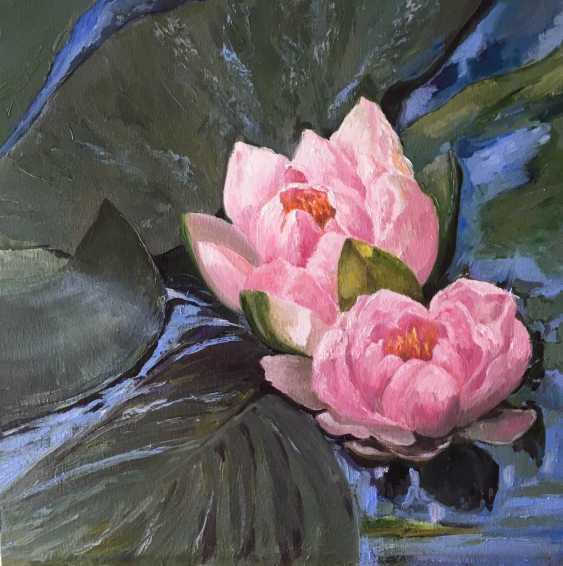"""Viktoriia Viktoriia. """"Lilies on the water"""" - photo 1"""