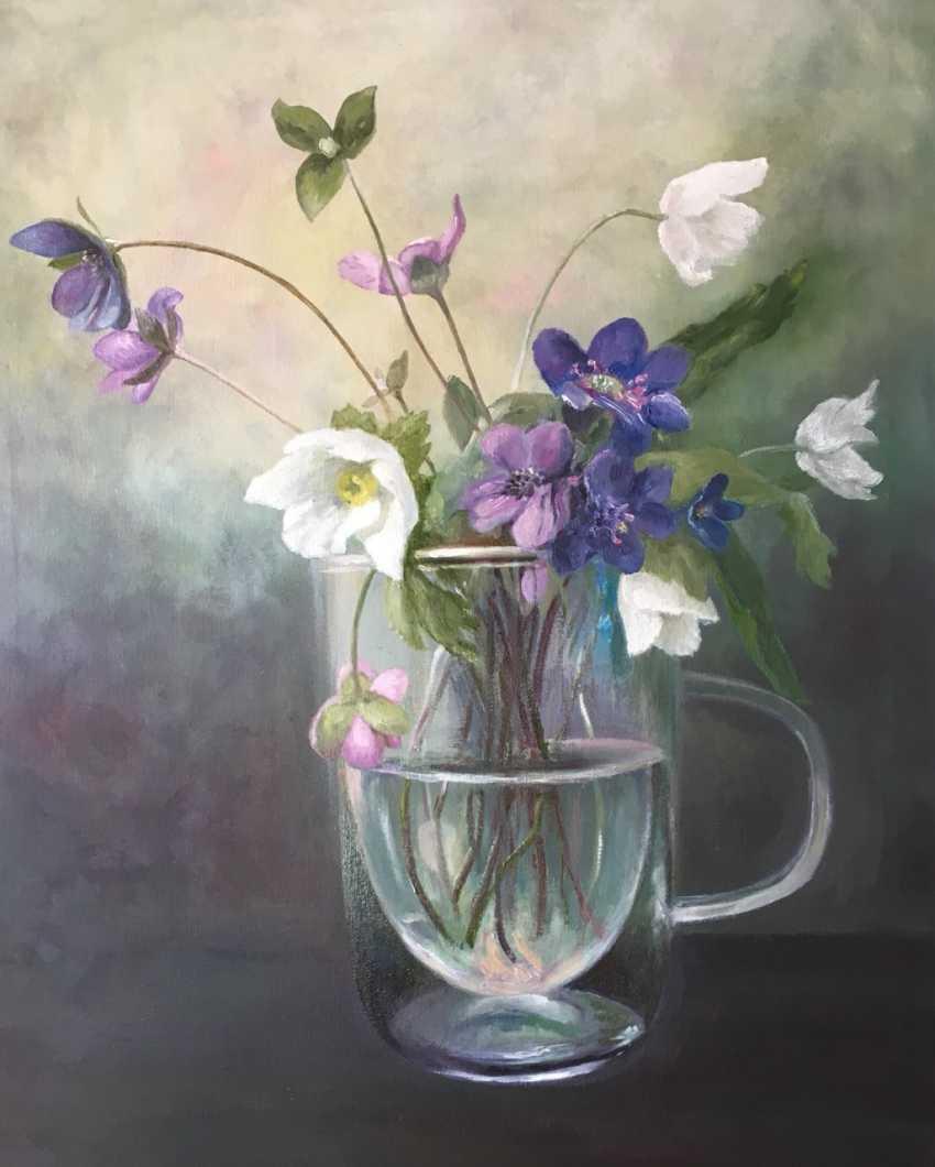 "Viktoriia Viktoriia. ""Delicate bouquet"" - photo 1"