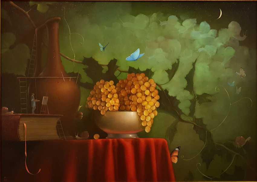 Victor Bregeda. A dream about grape snails - photo 1