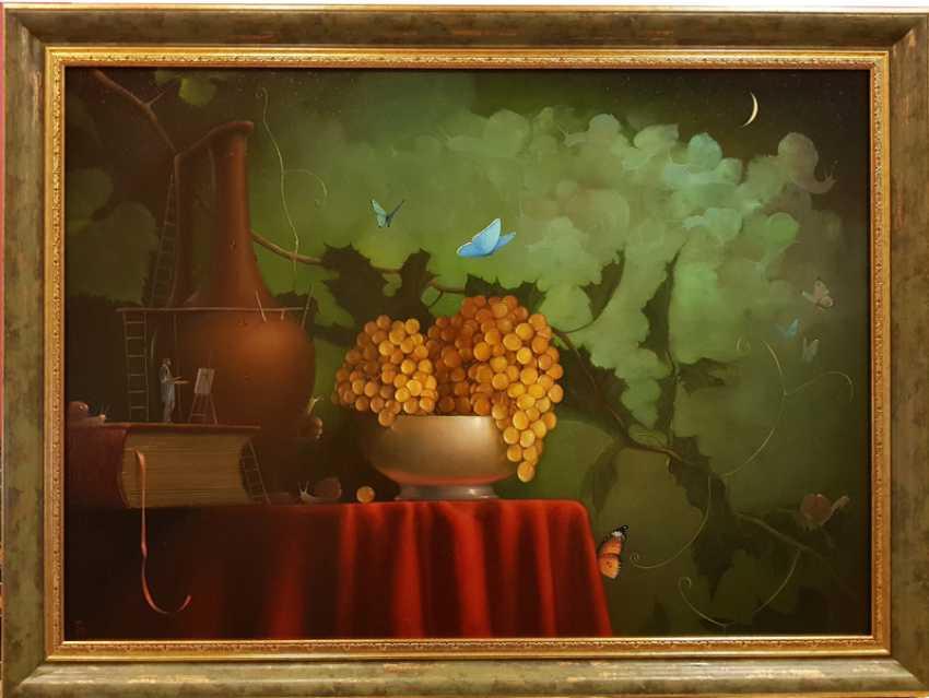 Victor Bregeda. A dream about grape snails - photo 2