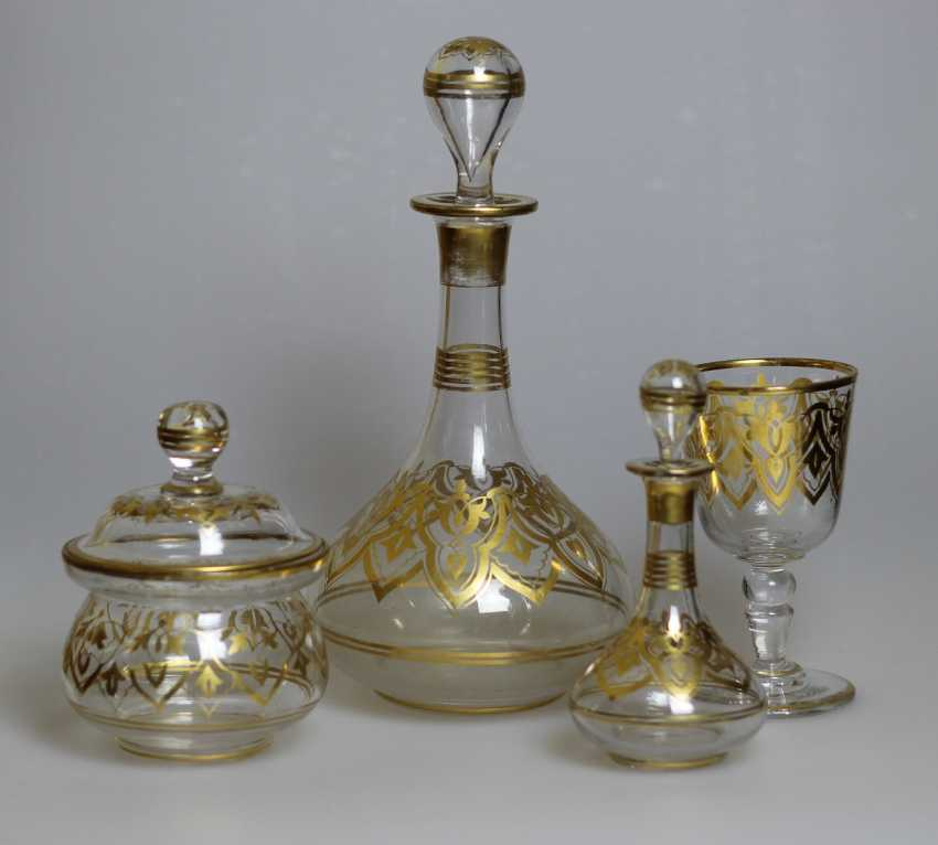 A Set Of Baccarat - photo 1