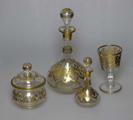 A Set Of Baccarat - photo 3