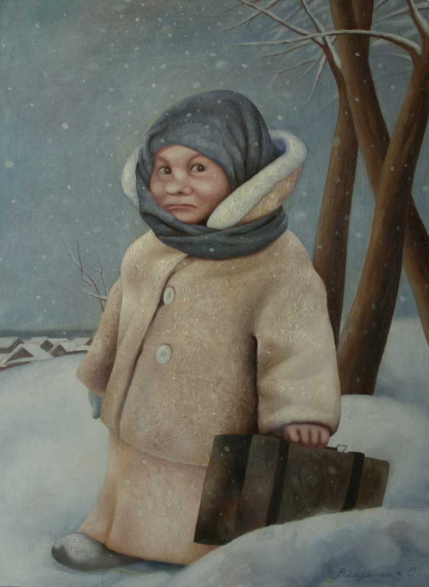 Vladimir Safronov. Winter - photo 1