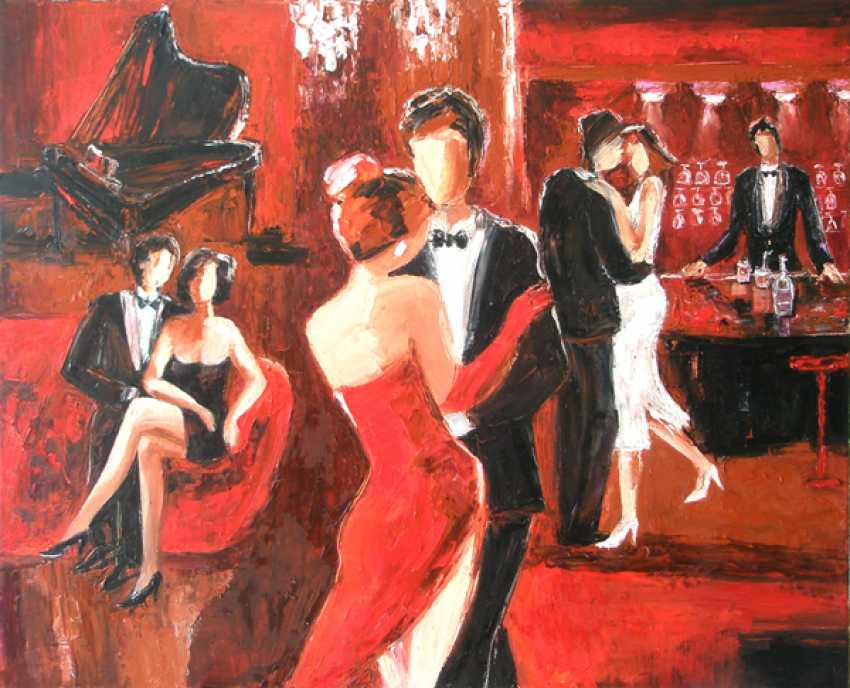 Romaya Puchman. Red Dance - photo 2