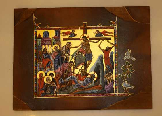 Gohar Tumasyan. The descent from the cross - photo 1