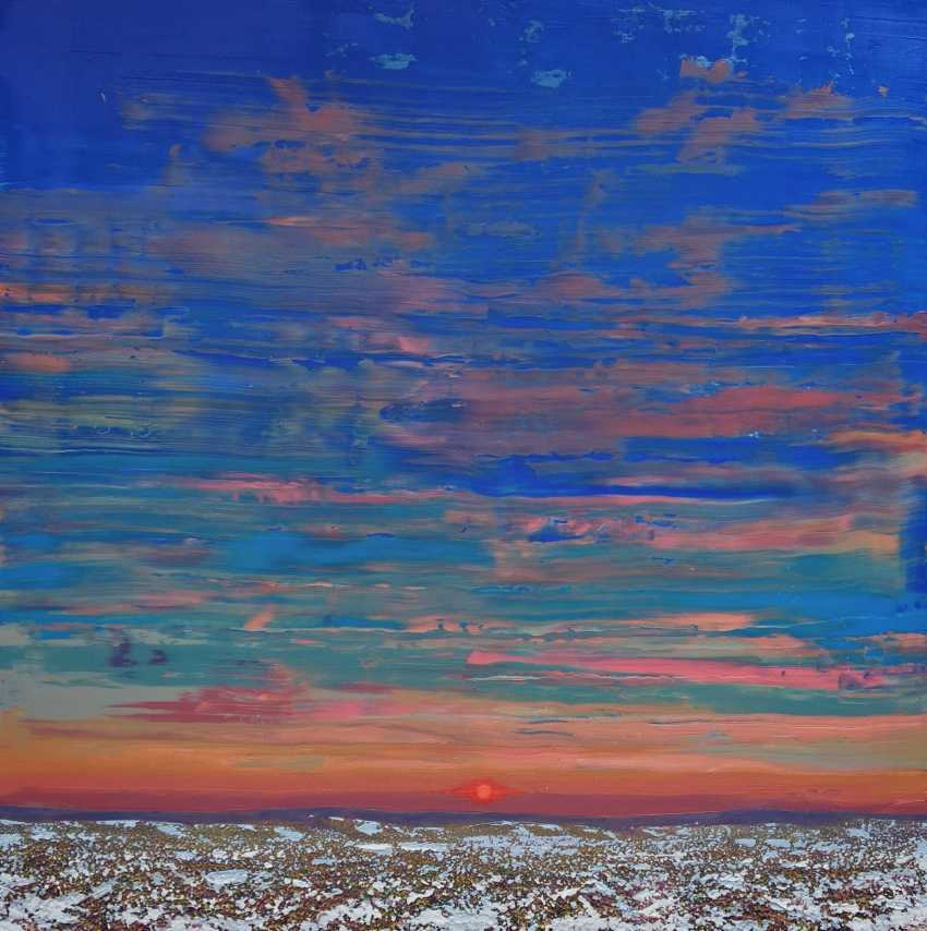 Oleg Dron. Dawn - photo 1