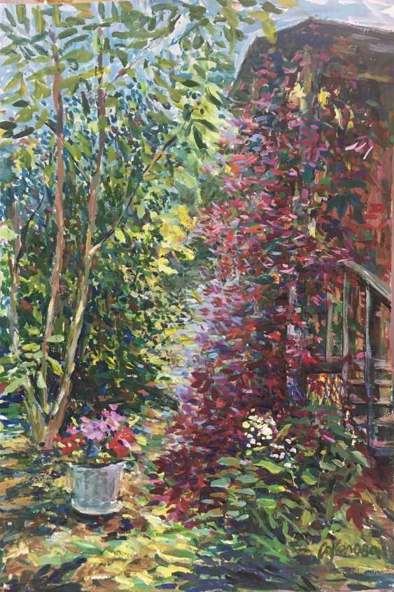 Sveta Sokolova. Old garden - photo 1