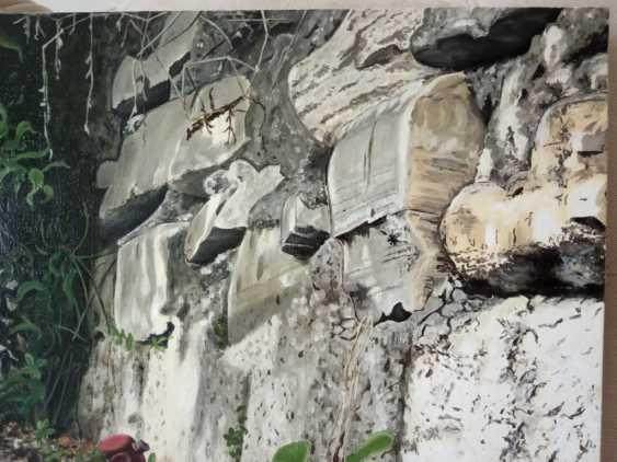 "Oksana Kocherzhat. The Painting ""Grenades"" - photo 3"