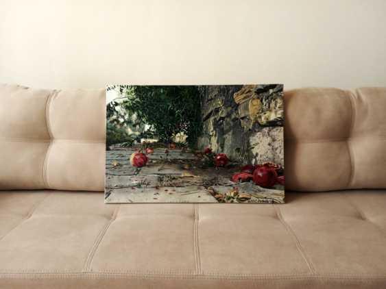 "Oksana Kocherzhat. The Painting ""Grenades"" - photo 2"
